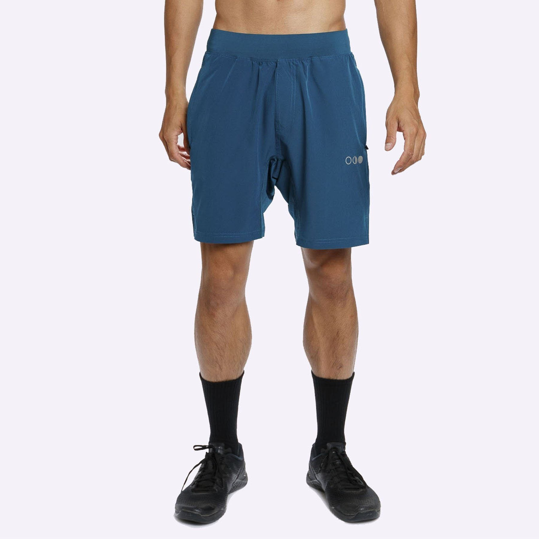 The Brave - Freefall Shorts - Legion Blue