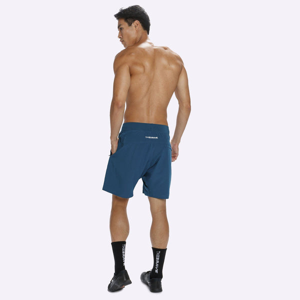 Men's Apparel - The Brave - Freefall Shorts - Legion Blue