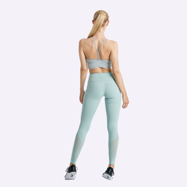 Women's Apparel - The Brave - Elevate Full Length Tights - Sage