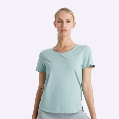 Women's Apparel - The Brave - Slipstream T-Shirt - Sage