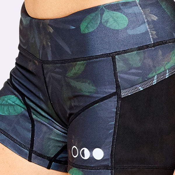 Women's Apparel - The Brave - Women's High Tide Booty Shorts - Safari