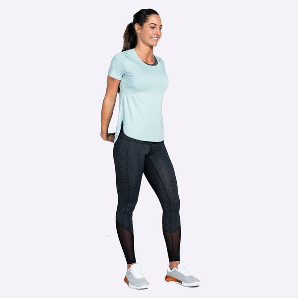 Women's Apparel - The Brave - Women's Slipstream T-Shirt - Sage