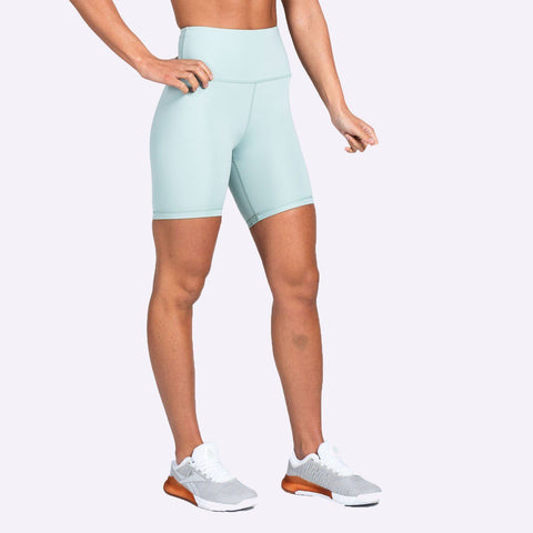 Women's Apparel - The Brave - Women's The Peleton Shorts - Sage