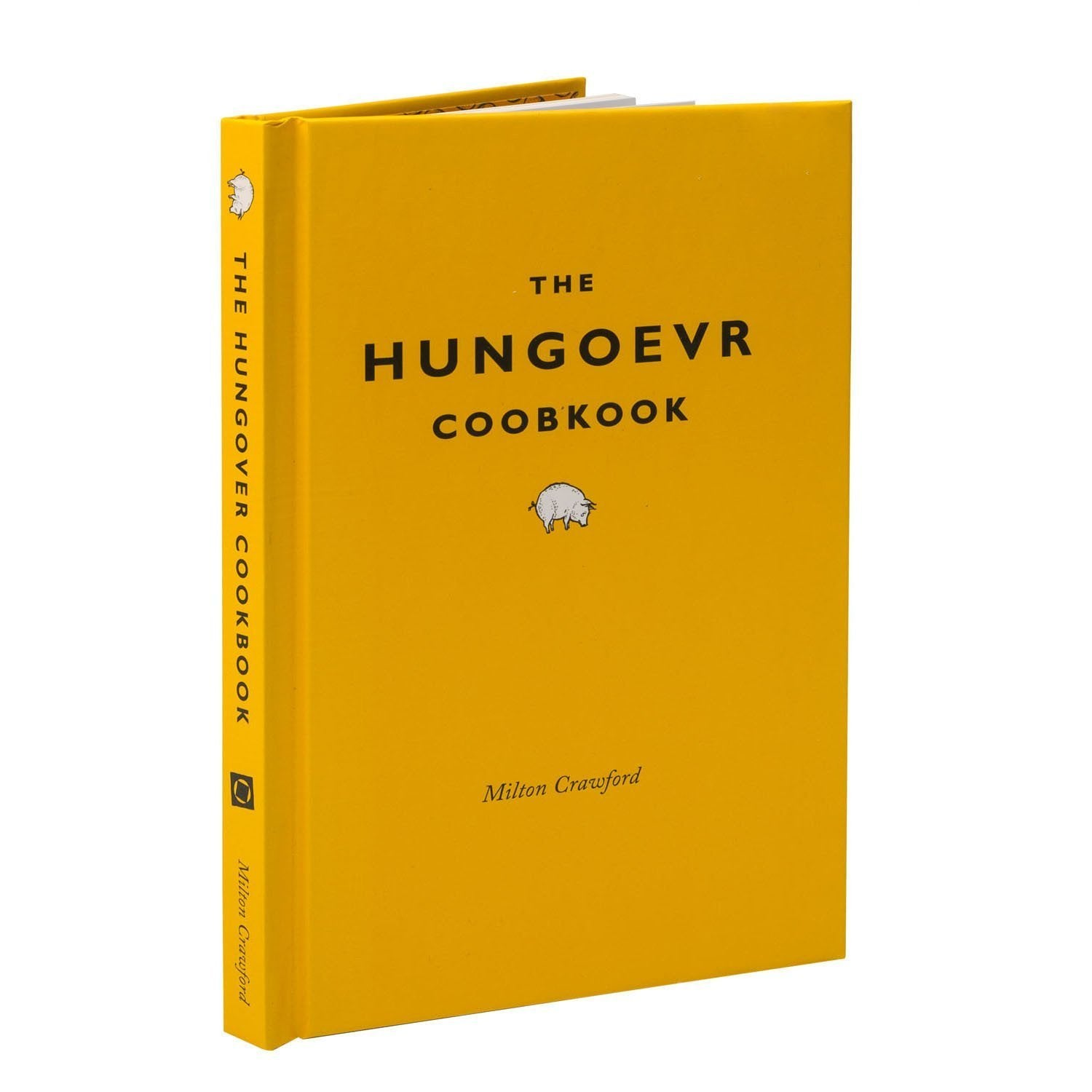 The Hungover Cook Book