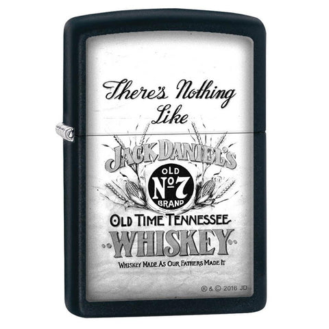 Zippo - Jack Daniels Theres Nothing Likezippo - Jd Theres Nothing Like