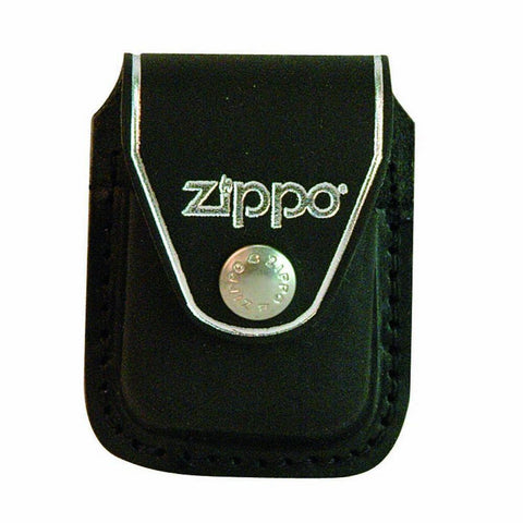 Zippo - Black Pouch With Loop