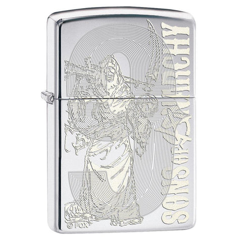 Zippo - Sons Of Anarchy High Polished Chrome