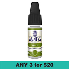 Dainty's Apple Juice 10ml