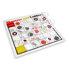Drinking Game Shooters & Ladders