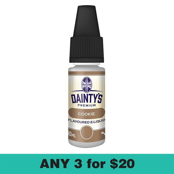 Dainty's Cookie Juice 10ml