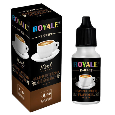 Royale Juice 10ml Cappuccino