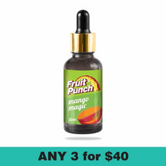 E Vapour E Juice Fruit Punch Mango Magic 30ml