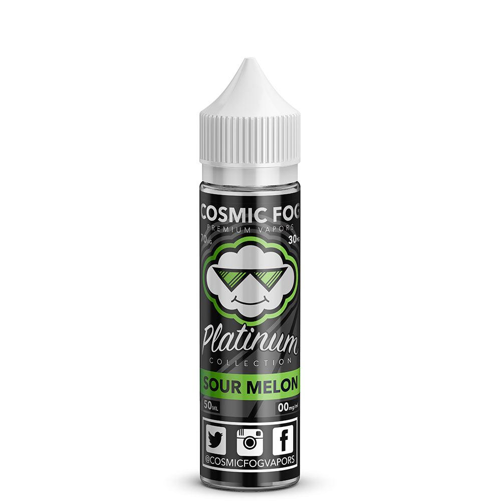 Cosmic Fog Platinum Sour Melon 50ml
