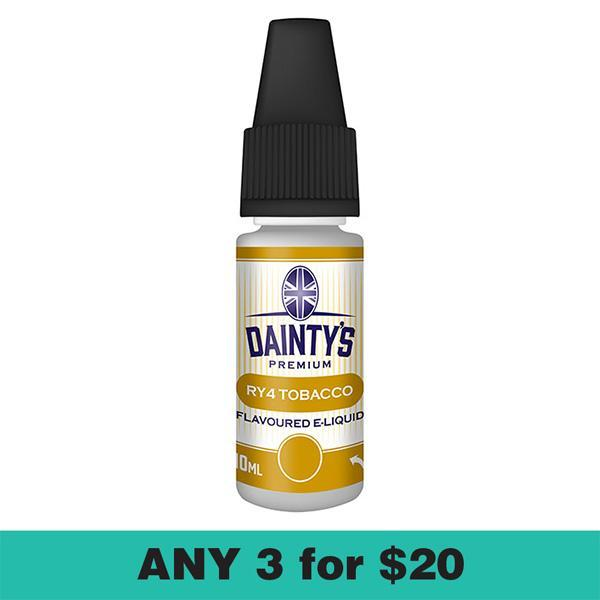Dainty's Ry4 Tobacco Juice 10ml