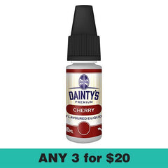 Dainty's Cherry Juice 10ml