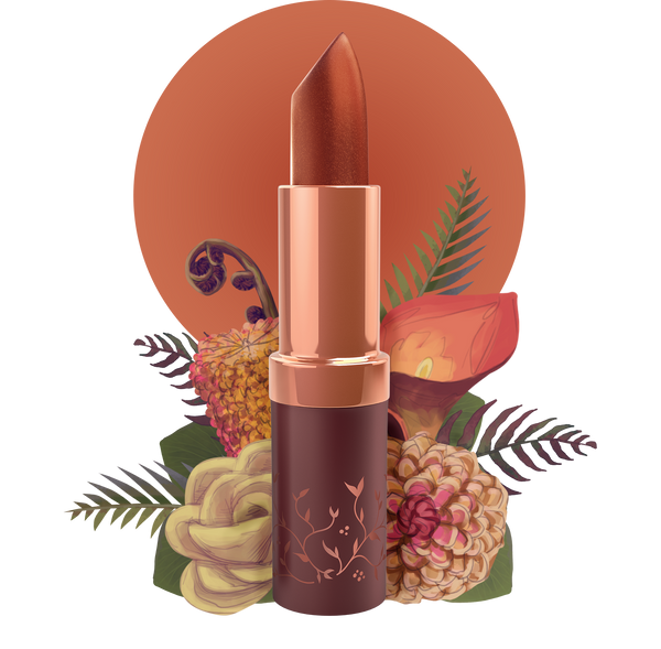Karen Murrell #24 Haute Boheme all natural lipstick