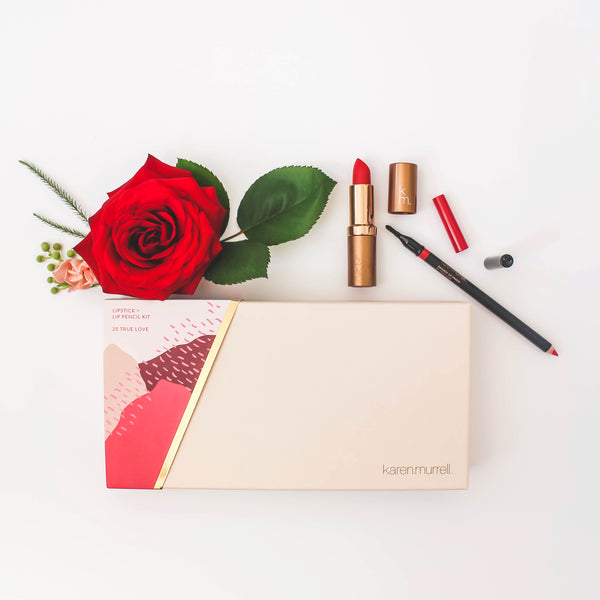 Lipstick + Lip Pencil Kit - 20 True Love