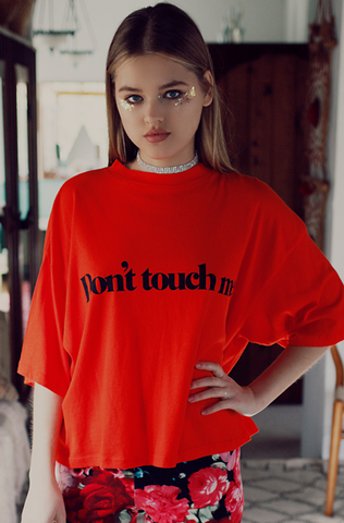 Don't Touch Me Tee