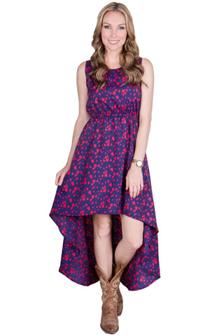 Sailin' HiLo Dress - Tava