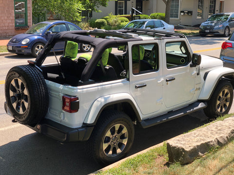 JEEP Wrangler JL Unlimited Accessories