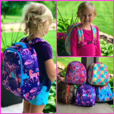 Koverz Pre-School & Kindergarten Backpacks
