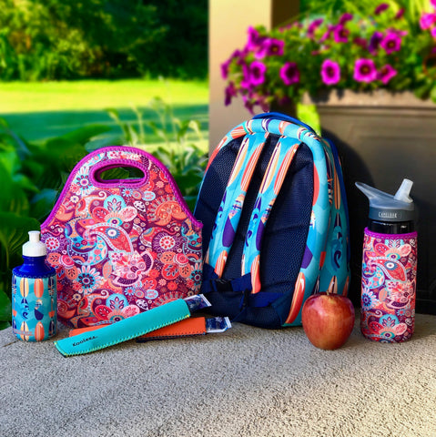 Koverz Back To School - Backpacks and Lunch Totes