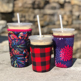 COFFEE SLEEVES | 3 SIZES | FREE SHIPPING