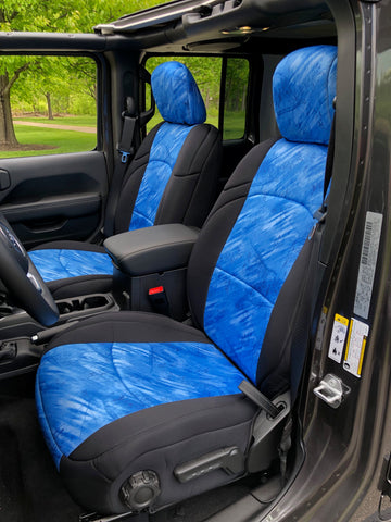 JEEP Wrangler JL Unlimited Seat Cover Set – Koverz