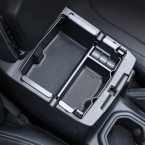 Koverz Console Organizer Tray for Jeep Wrangler JL, JLU and Gladiator JT