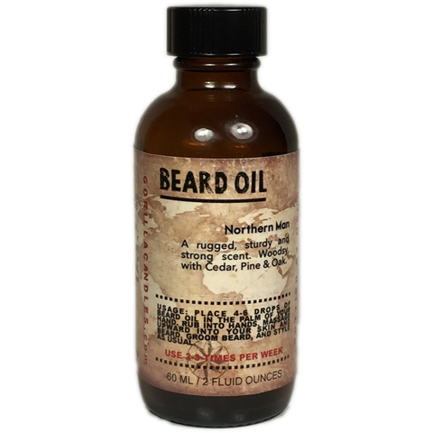 Beard Oil - Eastern Man