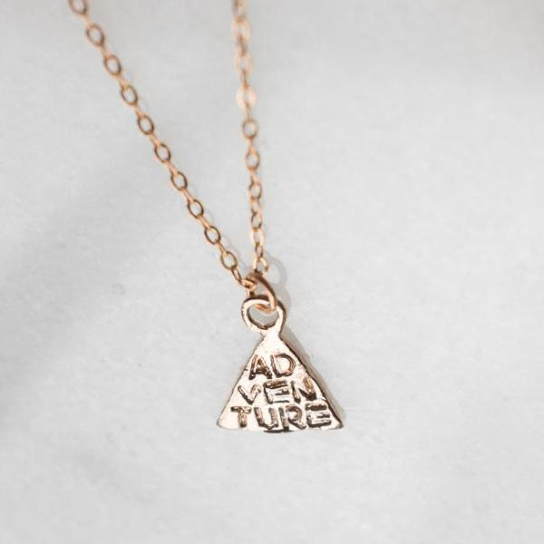 Adventure Charm Necklace