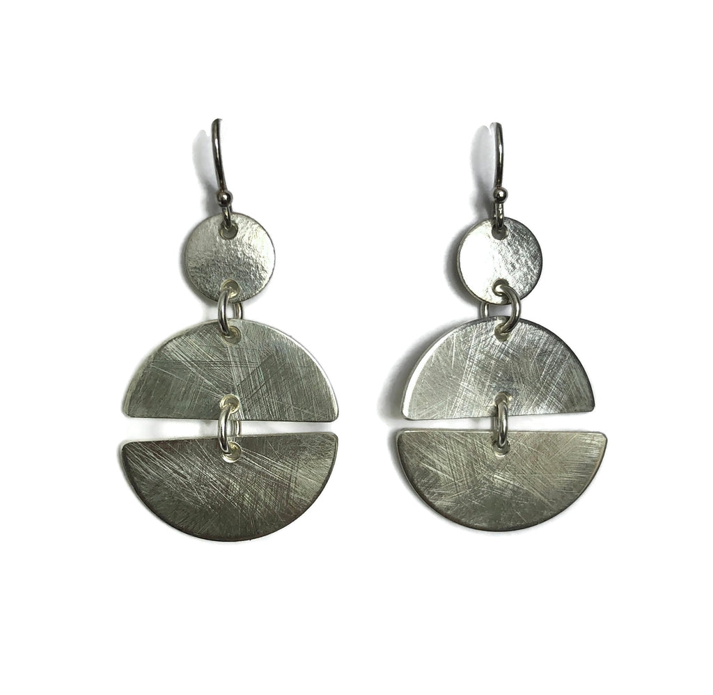 Horizon Sky Earrings