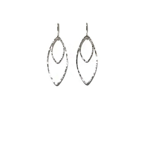Classics - Double Marquis Earrings