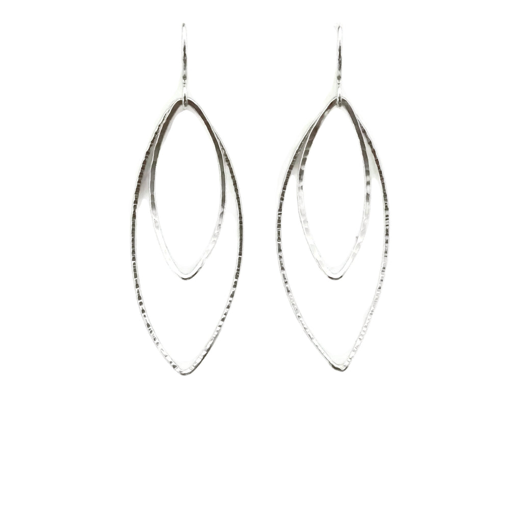Classics - Double Marquis Flip Earrings