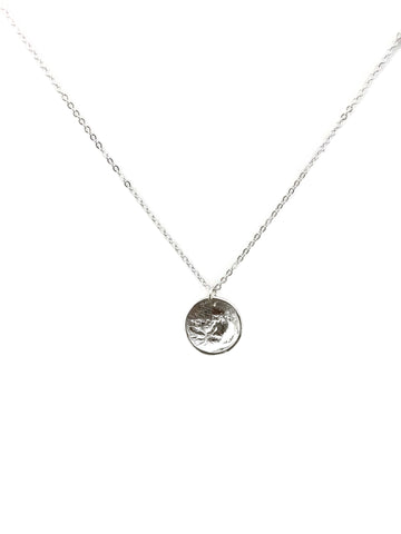 Lunar Landing V02 Necklace - Small