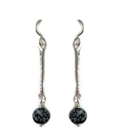 Miss B - Jaqueline Earrings - 6 stone options