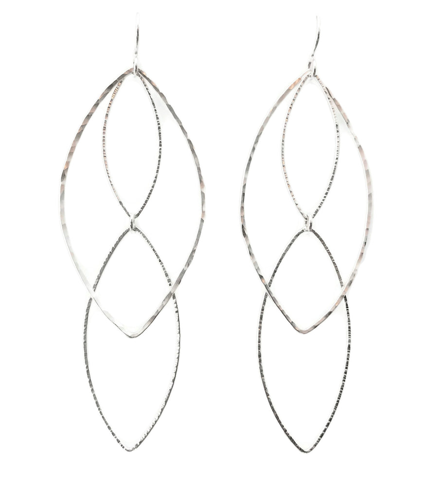 Marquis Drop Earrings, V2