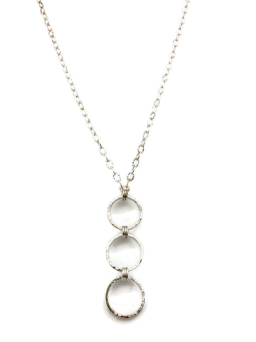 Curvature Long Necklace