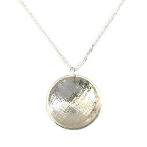 Concave Necklace - Hatch