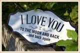 Love You to the Moon and Back Again