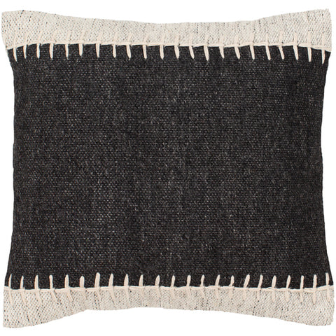 20 x 20 Wool Pillow by Surya