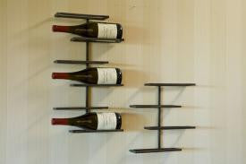 Tribeca Wall Wine Rack