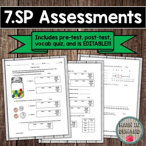 7.SP Assessment (Probability and Statistics)