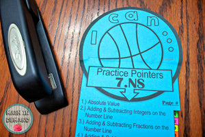 7.NS Practice Pointers