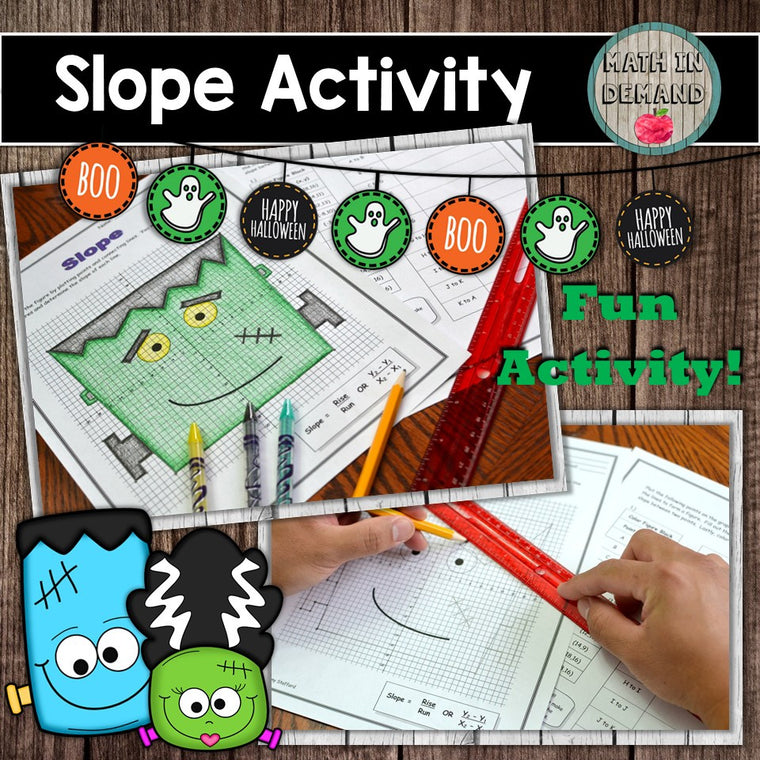 Halloween Slope Activity