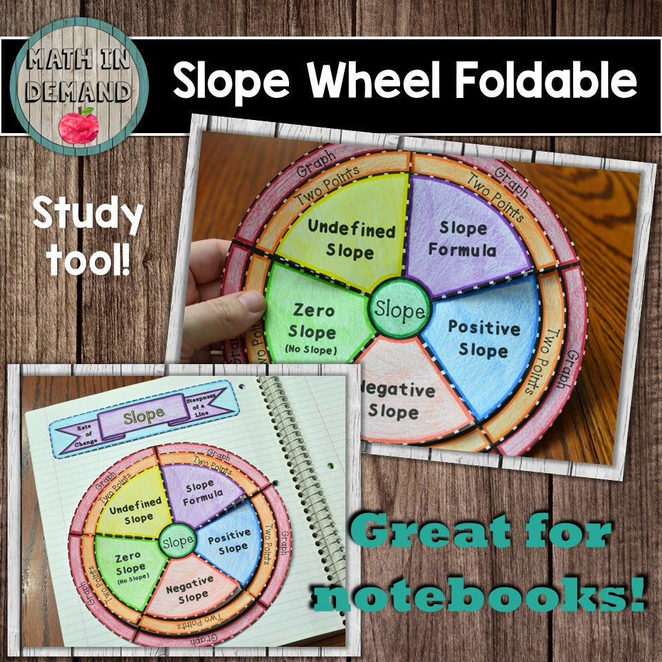 Slope Wheel Foldable