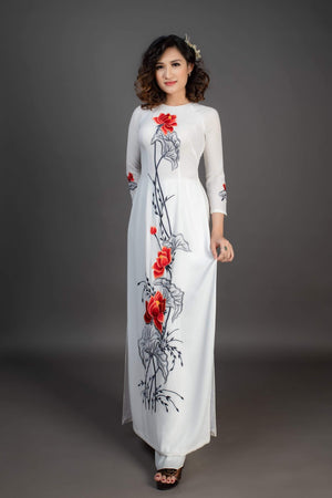 How is ao dai pronounced?