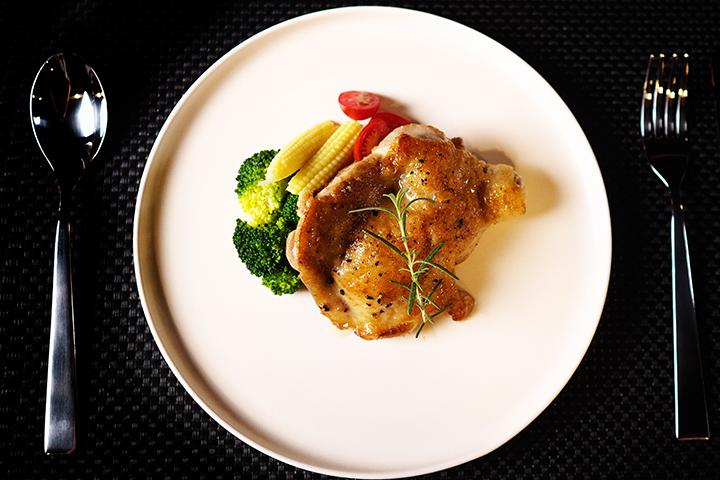 【Recipe】Creamy Vanilla Boneless Chicken Leg Fillet