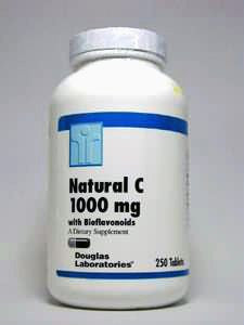 Natural C 1000mg with Bioflavonoids