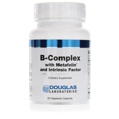 B-Complex with Metafolin & Intrinsic Factor